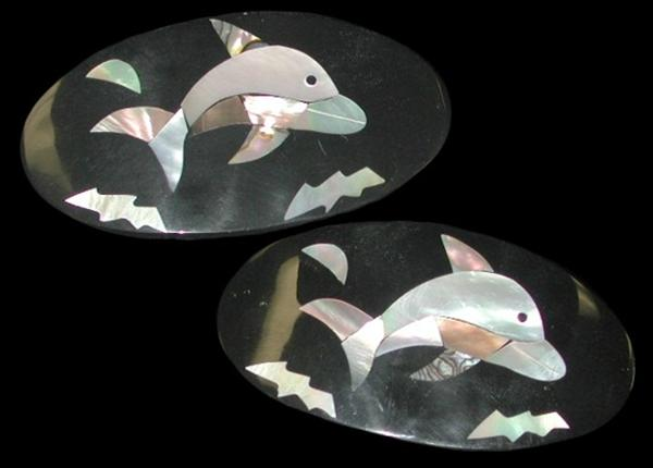 Mop Paua Dolphin B1-92  1/20/13