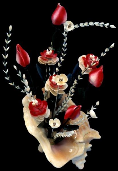 Canarium Roses 2  B1-32