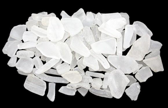 Ice Sea Glass