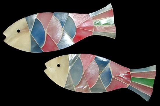 Mop Fish Hair Clip C1-92