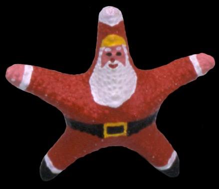 Red Santa Jungle Star H1-38   9/27/13