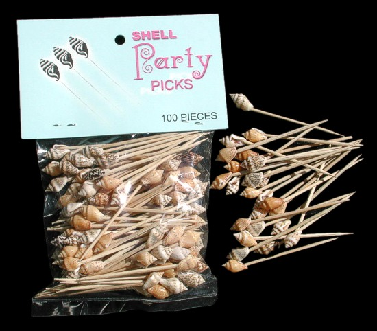 Shell Toothpicks A0-29  .04