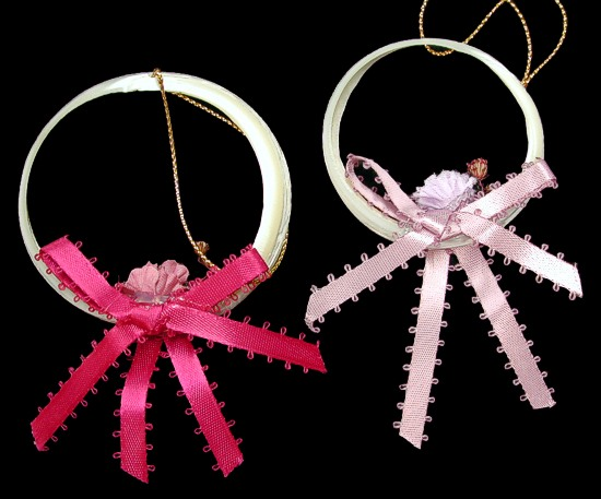 Troca Ring Ornament   9/27/13