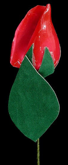 Red Rose Stem  K1-33
