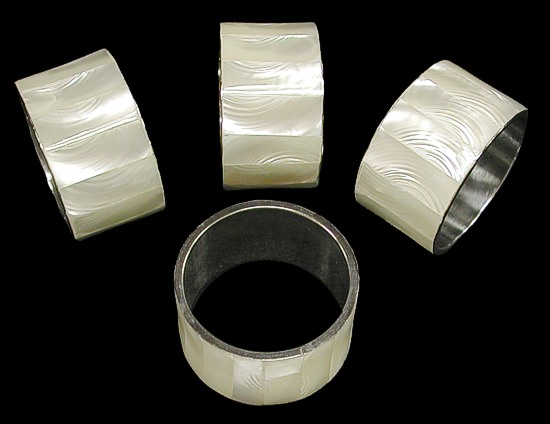 Troca Napkin Ring